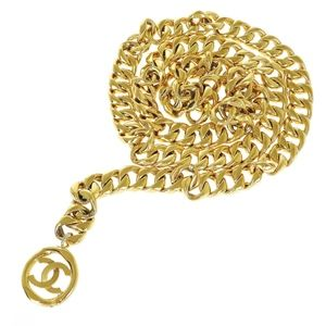 Chanel Gold Chain Belt | Perfect Condition Vintage